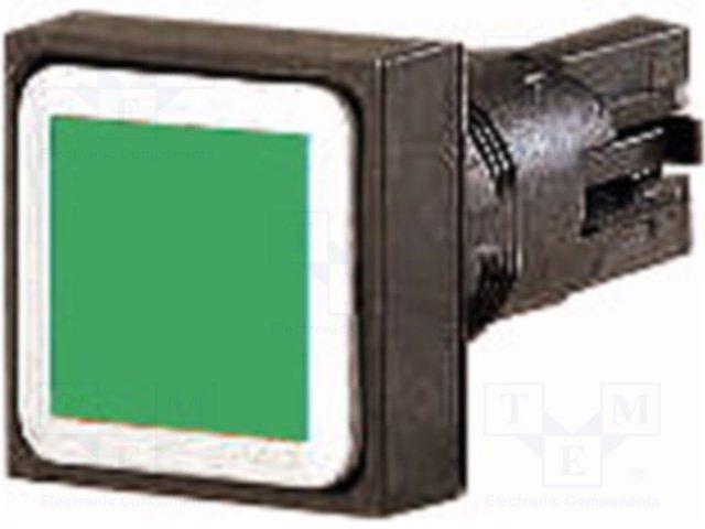 Переключатели панельные стандартные 16мм,EATON ELECTRIC,Q18D-GN