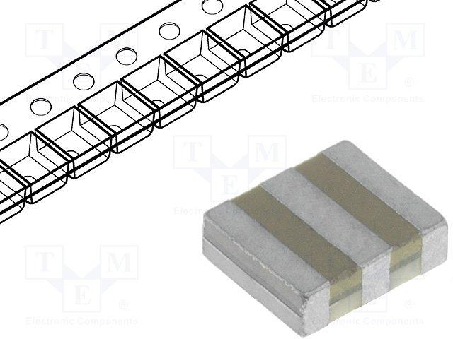 Фильтры и резонаторы керамические SMD,YIC,ZTTCS10.00MT