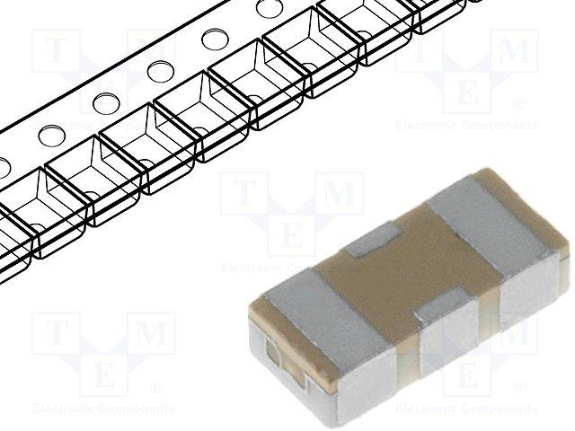 Фильтры и резонаторы керамические SMD,YIC,ZTTCR8.00MG
