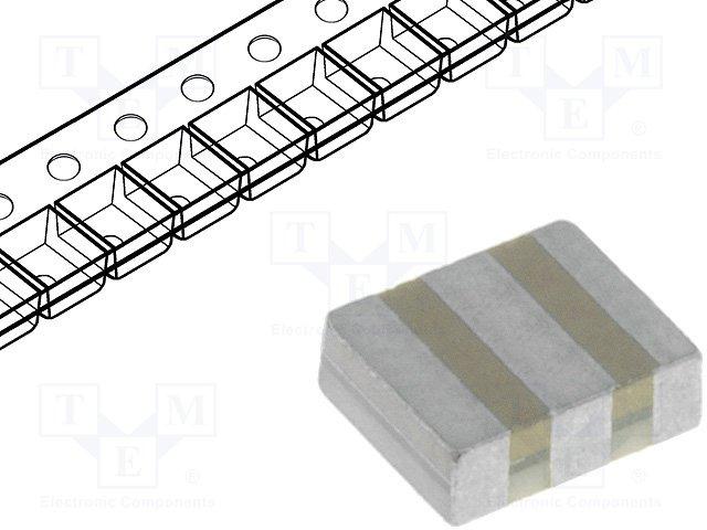Фильтры и резонаторы керамические SMD,YIC,ZTTCV12.00MT