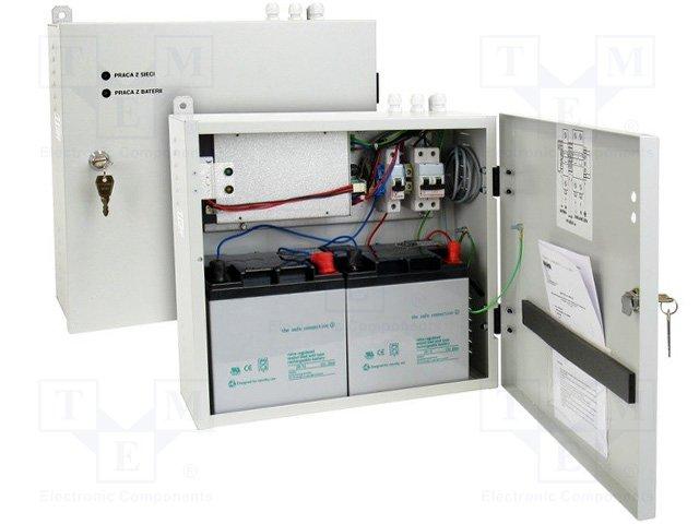 Блоки питания импульсные промышленные,MERAWEX,ZMS-2A-12V16A