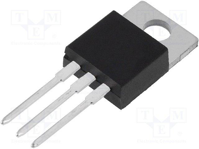 Транзисторы с каналом P THT,FAIRCHILD SEMICONDUCTOR,FQP3P50