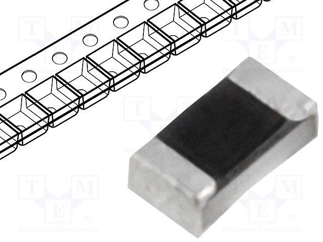 Резисторы SMD 0402,YAGEO,RC0402FR-0756K