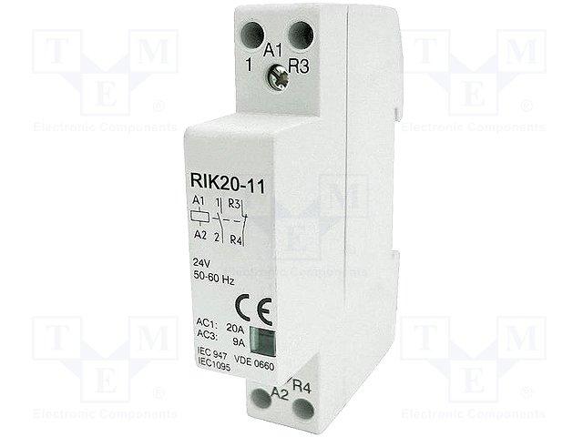 Контакторы - главные модули,ISKRA SISTEMI,IKD20-20(24VDC)