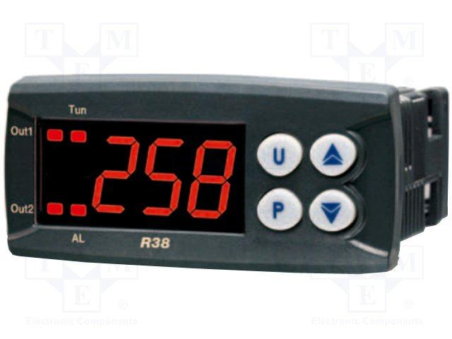 Регуляторы температуры,ASCON TECNOLOGIC,R38-LARR