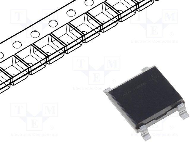 Однофазные мосты диодные SMD/THT,DC COMPONENTS,TB6S