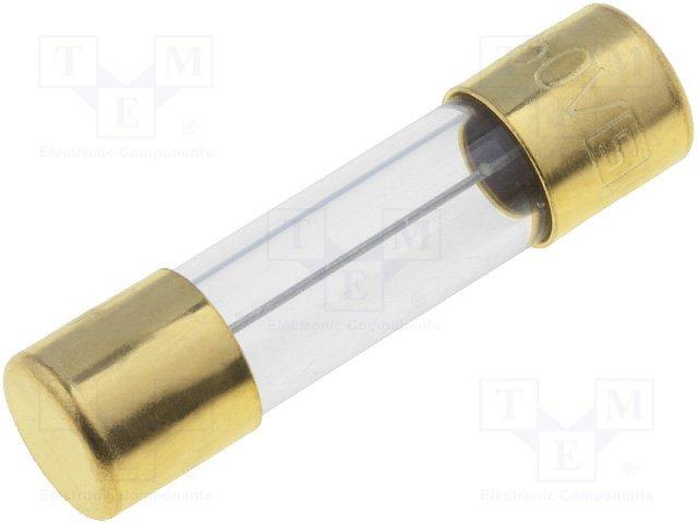 Предохранители SMD 5x20мм инерционные,SCHURTER,0034.5622.11