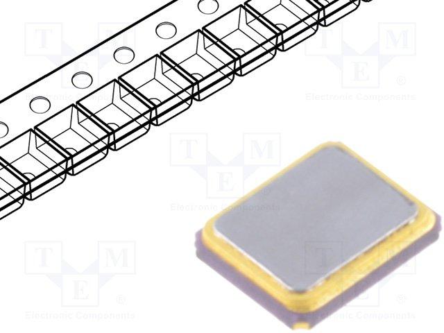 Кварцевые резонаторы SMD,IQD FREQUENCY PRODUCTS,LFXTAL053109BULK