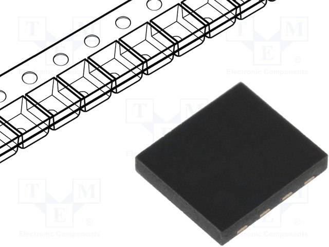 Запоминающ. уст-ва EEPROM последователь.,MICROCHIP TECHNOLOGY,93LC56CT-I/MC