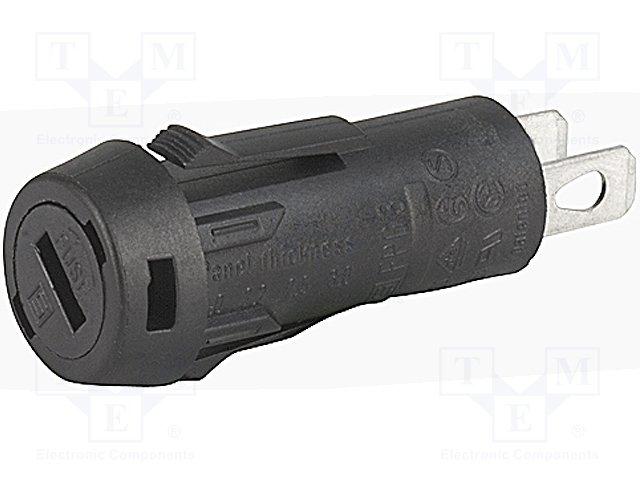 Предохранители - держатели для панели,SCHURTER,3101.0030