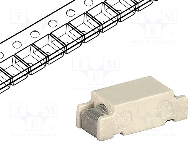 Предохранители SMD OMT инерционные,SCHURTER,3403.0116.11