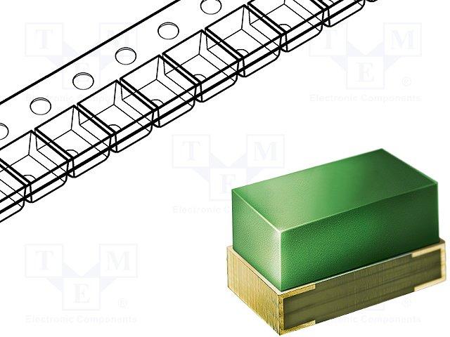 Предохранители SMD 1206 ультрабыстрые,SCHURTER,3413.0010.11