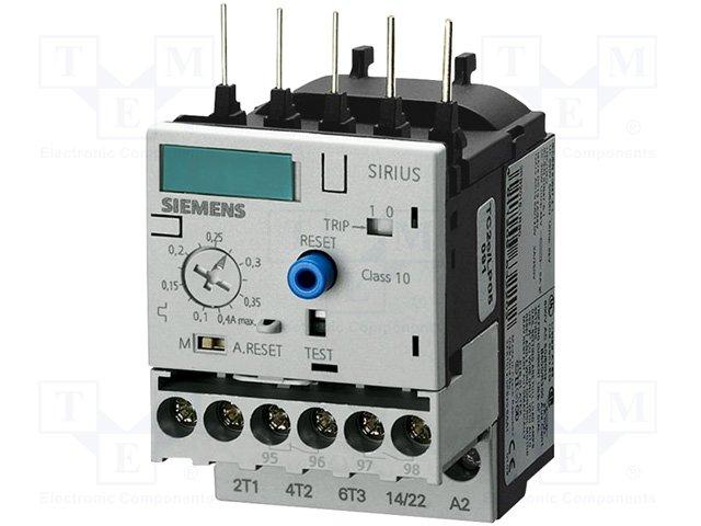 Контакторы - дополнительное оборудование,SIEMENS,3RB2016-1NB0