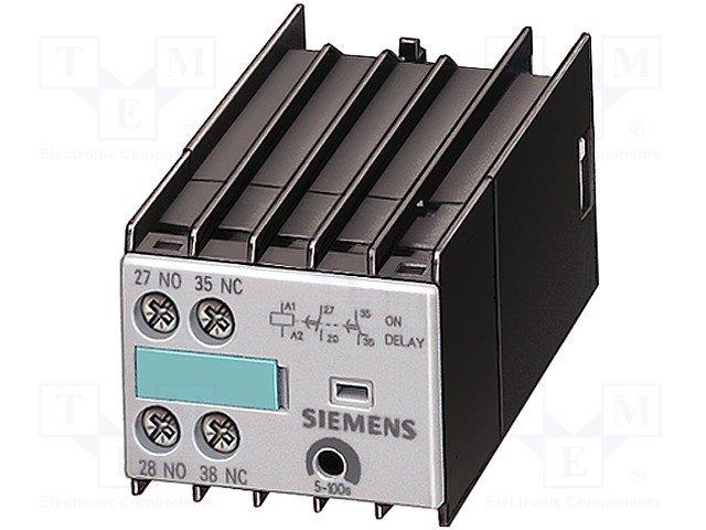 Контакторы - дополнительное оборудование,SIEMENS,3RT1916-2EC11
