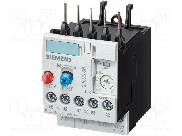 Контакторы - дополнительное оборудование,SIEMENS,3RU1116-0FB0
