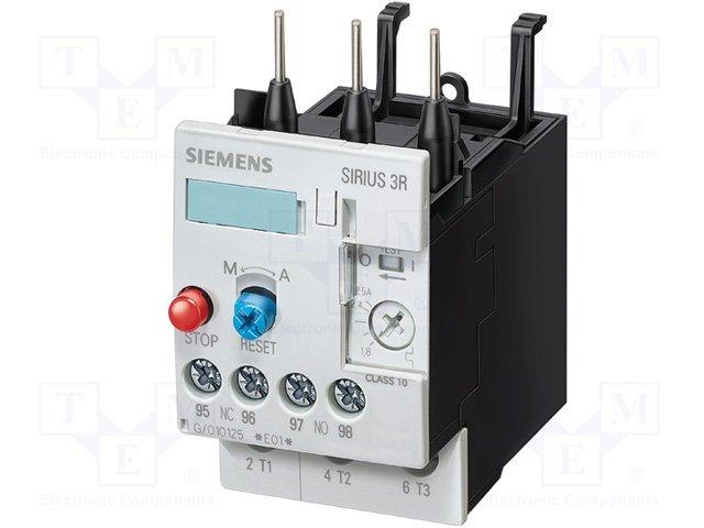 Контакторы - дополнительное оборудование,SIEMENS,3RU1126-4CB0