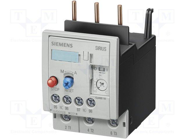 Контакторы - дополнительное оборудование,SIEMENS,3RU1136-1KB0