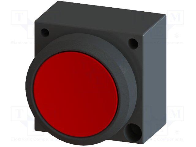 Переключатели панельные стандартные 22мм,SIEMENS,3SB3000-0AA21