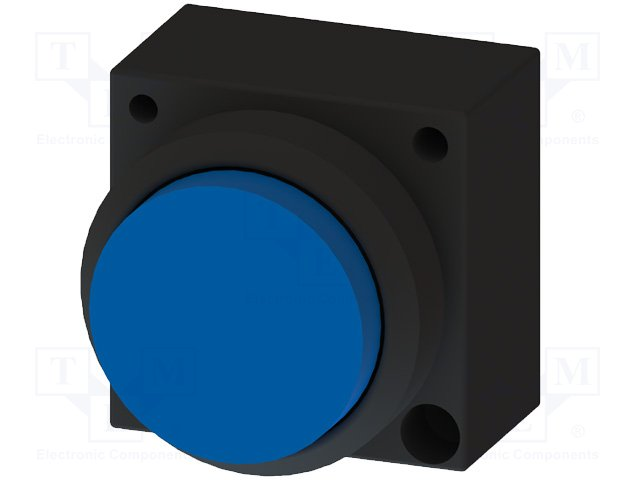 Переключатели панельные стандартные 22мм,SIEMENS,3SB3001-0DA51