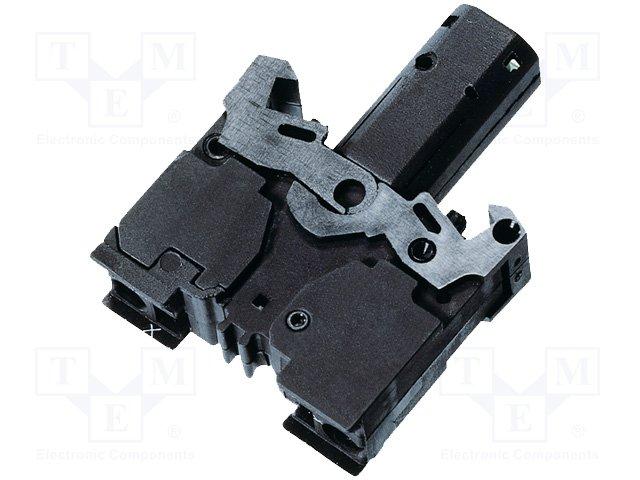 Переключатели панельные стандартные 22мм,SIEMENS,3SB3403-1QB