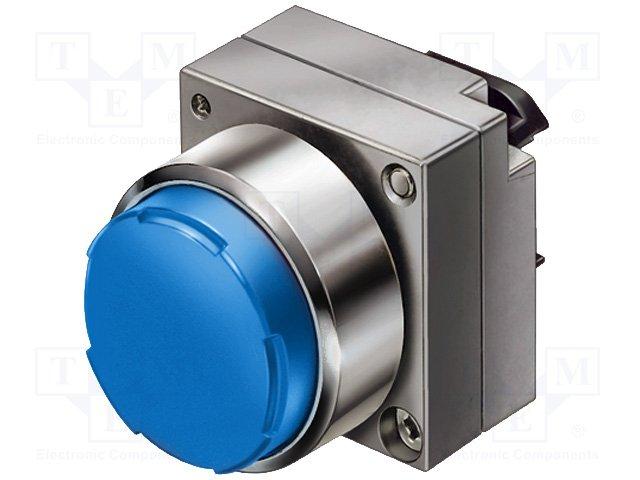 Переключатели панельные стандартные 22мм,SIEMENS,3SB3501-0DA51
