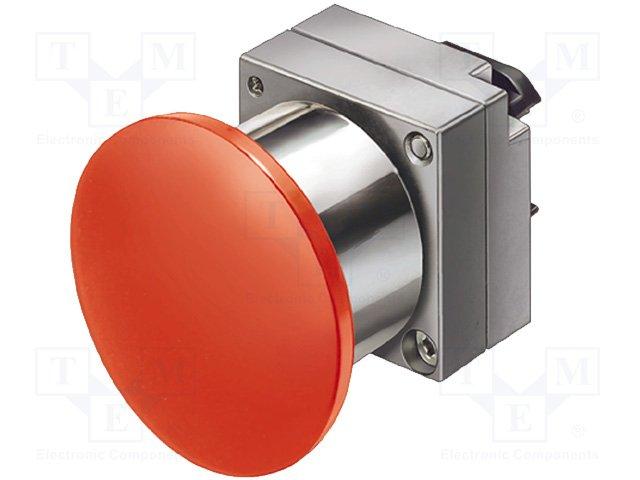 Переключатели панельные стандартные 22мм,SIEMENS,3SB3500-1CA21