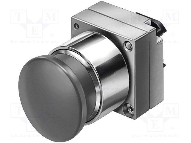 Переключатели панельные стандартные 22мм,SIEMENS,3SB3501-1DA61
