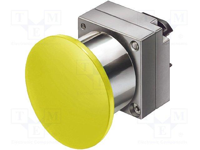 Переключатели панельные стандартные 22мм,SIEMENS,3SB3501-1GA31