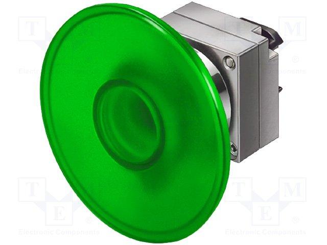 Переключатели панельные стандартные 22мм,SIEMENS,3SB3501-1QA41