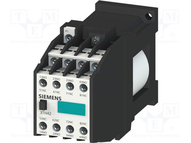 Контакторы - главные модули,SIEMENS,3TH4280-0AB0