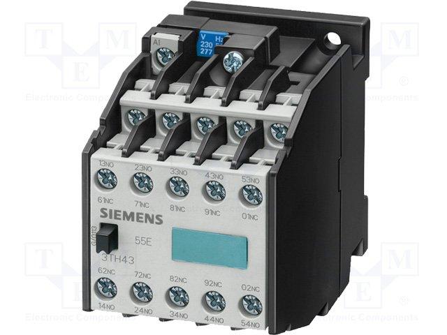 Контакторы - главные модули,SIEMENS,3TH4373-0BB4