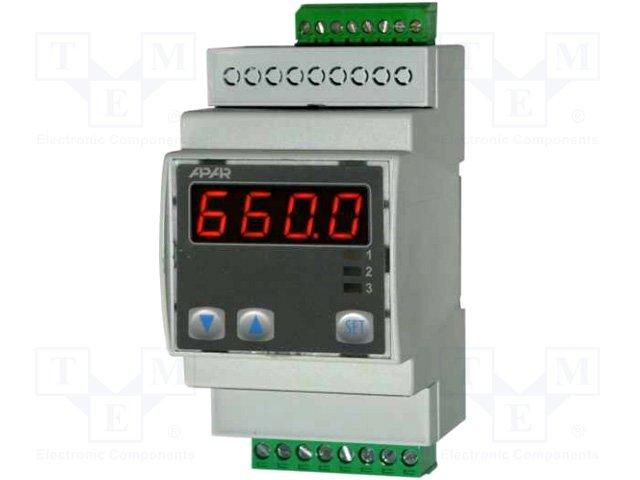 Регуляторы температуры,APAR,AR660/S1/P/P/WU