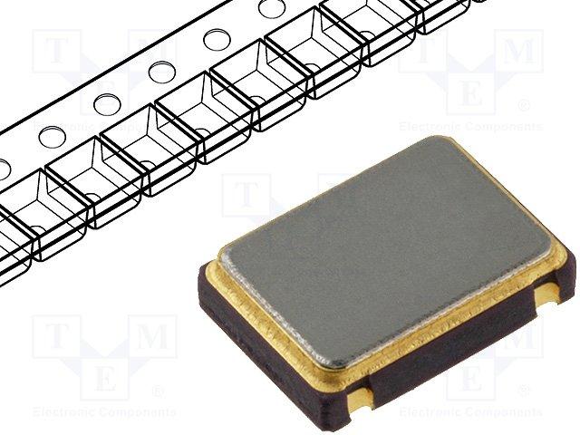 Кварцевые генераторы SMD,IQD FREQUENCY PRODUCTS,LF SPXO018034
