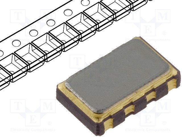 Кварцевые генераторы SMD,IQD FREQUENCY PRODUCTS,LF TVXO018792