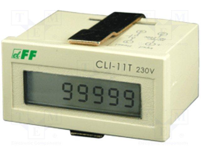 Счетчики импульсов,F&F,CLI-11T/230