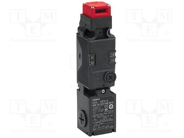 Предохранитель. выключатели стандартные,OMRON,D4GL-4FFG-A