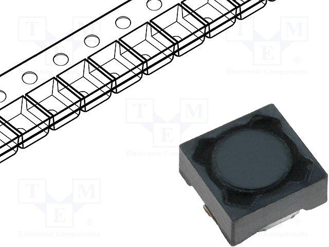Дроссели SMD мощности,FERROCORE,DE0703-270