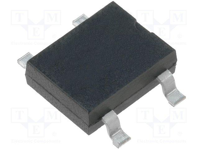 Однофазные мосты диодные SMD/THT,DC COMPONENTS,DB156S