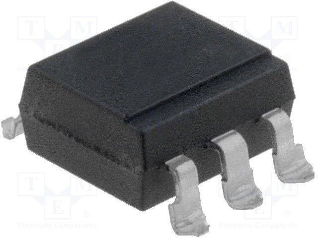 Оптотриаки SMD,ISOCOM,IS6015XSM