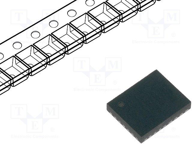 Регуляторы напряжения - схема DC-DC,INTERNATIONAL RECTIFIER,IR3853MTR1PBF