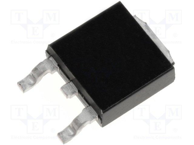 Транзисторы с каналом N SMD,INTERNATIONAL RECTIFIER,IRFR4615PBF