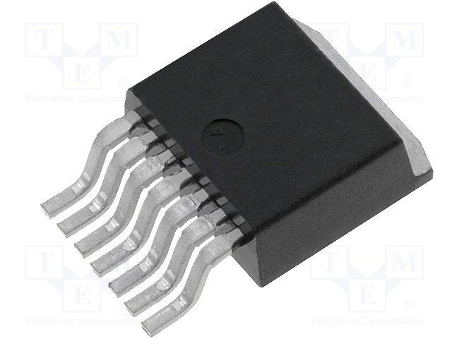 Регуляторы напряжения - схема DC-DC,LINEAR TECHNOLOGY,LT1371IR#PBF