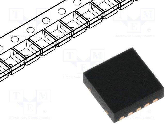 Регуляторы напряжения - схема DC-DC,LINEAR TECHNOLOGY,LTC3422EDD#PBF