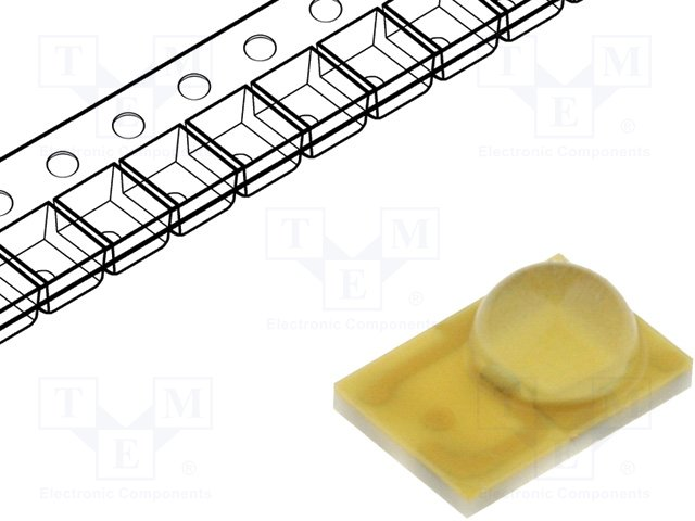 White power LEDs - Emiter,LUXEON,LX18-P130-5