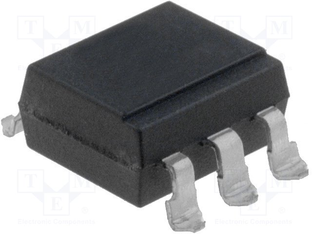 Оптотриаки SMD,ISOCOM,MOC3060XSM