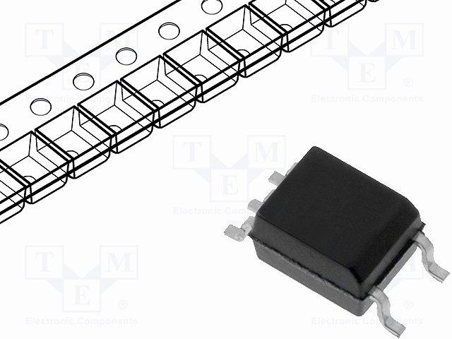 Оптроны транзисторный выход SMD,SHARP,PC410LENIP0F