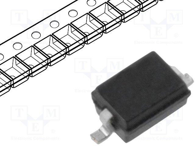 Диоды transil SMD двунаправленные,NXP,PESD1LIN.115