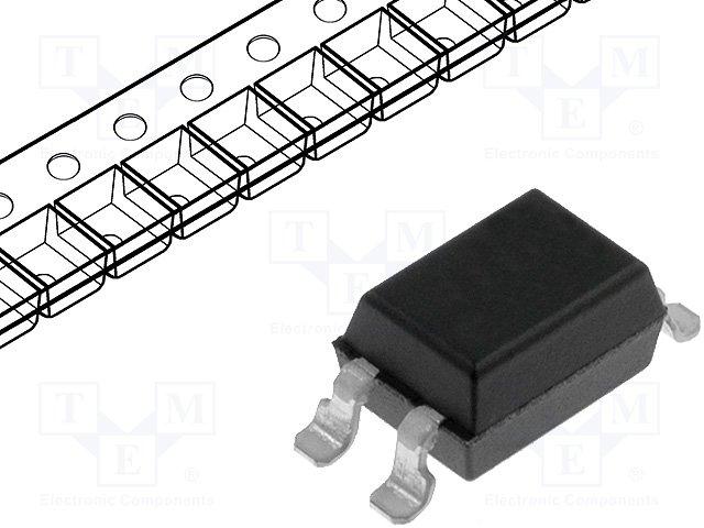 Оптроны транзисторный выход SMD,SHARP,PC357N2TJ00F