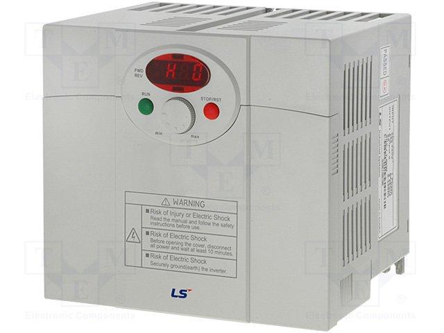 Трехфазные инверторы,LG ELECTRONICS,SV040IG5A-4