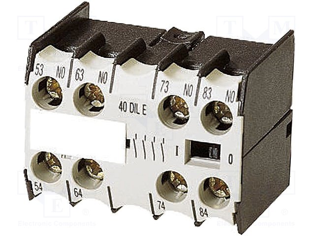 Контакторы - дополнительное оборудование,EATON ELECTRIC,40DILE